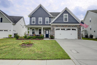 New Hanover County Single Family Home For Sale: 1444 Eastbourne Drive