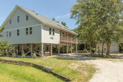Beaufort NC Single Family Home For Sale: $415,000
