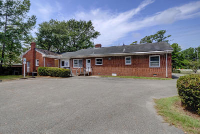 New Hanover County Commercial For Sale: 204 N Kerr Avenue