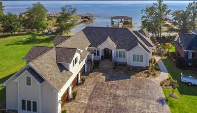 Lake Waccamaw Single Family Home For Sale: 34 Sandy Point Drive