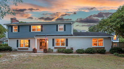 New Hanover County Single Family Home For Sale: 5424 Clear Run Drive