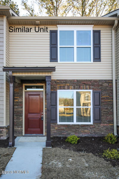Midway Park Condo/Townhouse For Sale: 433 Sullivan Loop Road