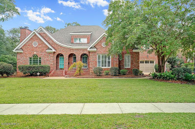 New Hanover County Single Family Home For Sale: 1605 Country Club Road
