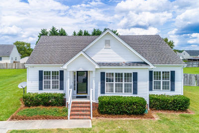 Winterville Rental For Rent: 677 Ashley Meadows Drive