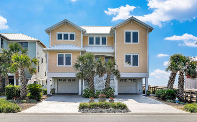 New Hanover County Single Family Home For Sale: 502 N Fort Fisher Boulevard