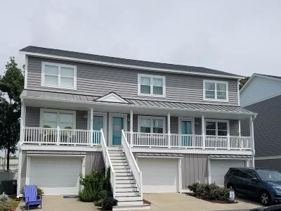 Beaufort NC Condo/Townhouse For Sale: $324,900