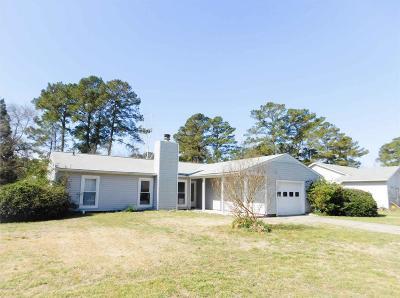 Brynn Marr Single Family Home For Sale: 104 Woodside Court