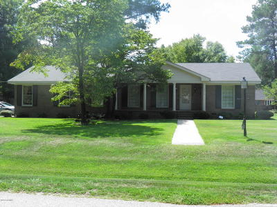 Nash County Single Family Home For Sale: 3713 Winchester Road