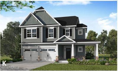 New Hanover County Single Family Home Active Contingent: 6209 Sweet Gum Drive