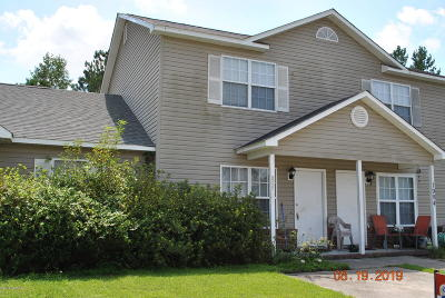Jacksonville Condo/Townhouse For Sale: 1996 W Brandymill Lane