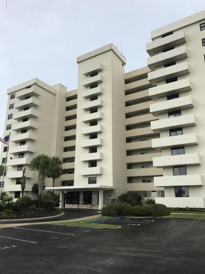 New Hanover County Condo/Townhouse For Sale: 1704 N Lumina Avenue #2f