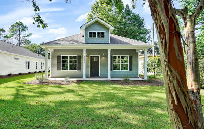 New Hanover County Single Family Home For Sale: 5611 Wrightsville Avenue