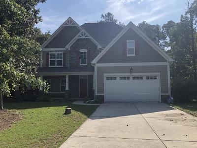 Sneads Ferry Rental For Rent: 260 Mimosa Drive