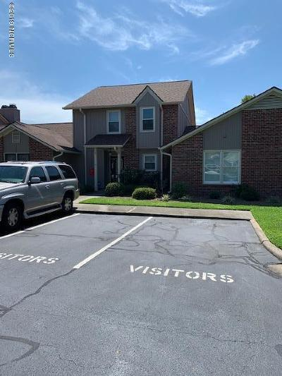 Greenville NC Condo/Townhouse For Sale: $134,900