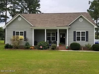 Greenville Single Family Home For Sale: 3042 Twin Creeks Road