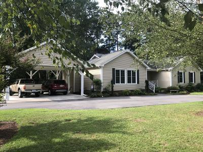 Greenville NC Single Family Home For Sale: $179,900