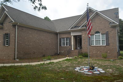 Nashville Single Family Home For Sale: 3568 S Nc Highway 58 Highway
