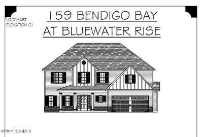 New Bern NC Single Family Home For Sale: $244,300