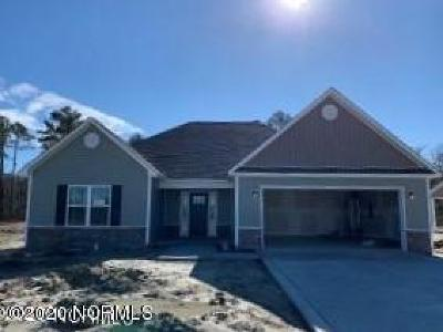 New Bern NC Single Family Home For Sale: $220,200