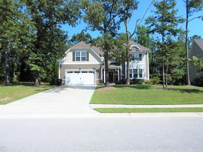 Swansboro Single Family Home For Sale: 314 Leaward Trace