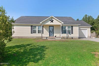 Richlands Single Family Home For Sale: 142 Killis Boulevard