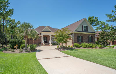 Ocean Isle Beach Single Family Home For Sale: 6609 Annesbrook Place SW