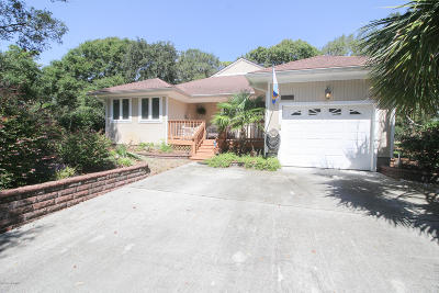 Caswell Beach Single Family Home For Sale: 1 Greenview Drive