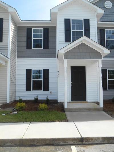 Jacksonville Rental For Rent: 231 E Murrow Lane