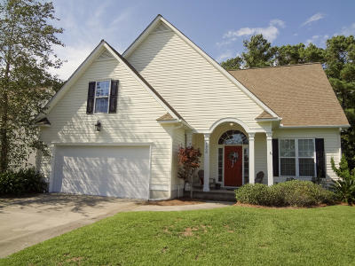 Morehead City Single Family Home For Sale: 1808 Widgeon Drive