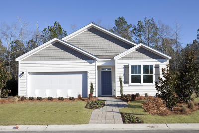 Brunswick County Single Family Home For Sale: 9792 Woodriff Circle NE #Lot 4