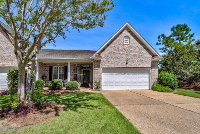 Brunswick County Condo/Townhouse For Sale: 1009 E Shearwater Lane #Lot #651