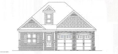 Brunswick County Single Family Home For Sale: 9320 Honey Tree Lane NW
