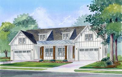 Brunswick County Condo/Townhouse For Sale: 1561 Sand Harbor Circle