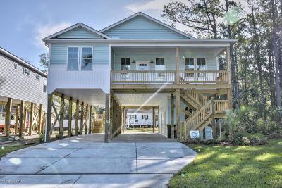 Brunswick County Single Family Home For Sale: 312 NE 56th Street