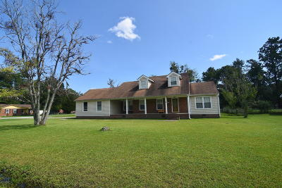 Havelock Single Family Home For Sale: 107 Craven Drive