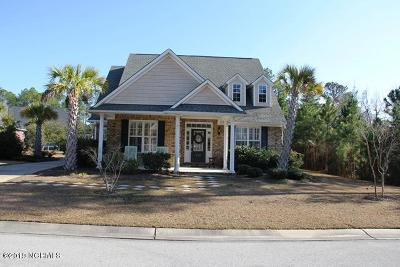 Brunswick County Single Family Home For Sale: 773 Creekway Circle SE