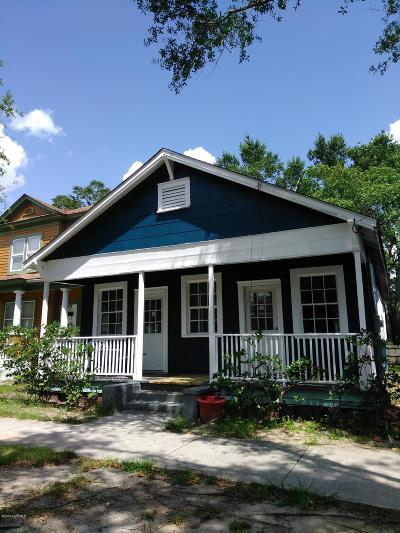 New Hanover County Multi Family Home For Sale: 515 S 7th Street