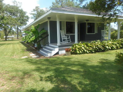 Beaufort Single Family Home For Sale: 184 Wallace Road
