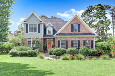 Southport Single Family Home For Sale: 3517 Members Club Boulevard