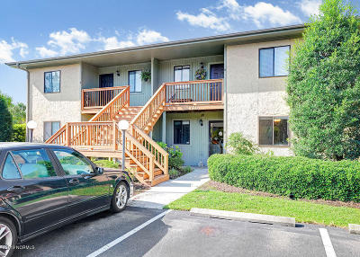 New Hanover County Condo/Townhouse For Sale: 3736 Saint Johns Court #42-A