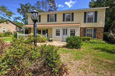 Newport Single Family Home For Sale: 2303 S Lakeview Drive