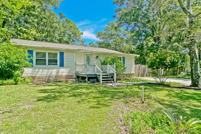 Brunswick County Single Family Home For Sale: 1771 Wonderland Street SW