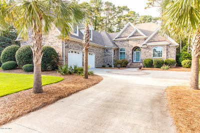 Southport Single Family Home For Sale: 4332 Loblolly Circle SE