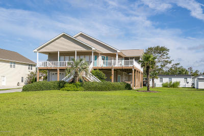 Newport Single Family Home For Sale: 414 Coastal View Court