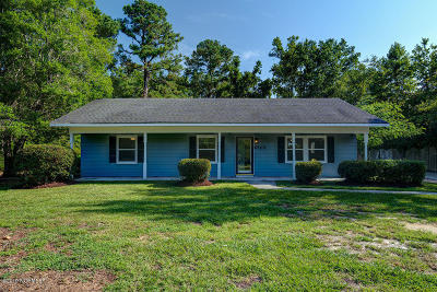 New Hanover County Single Family Home For Sale: 6209 Wrightsville Avenue