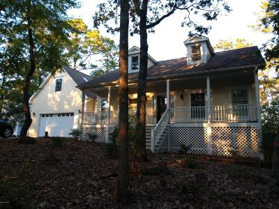 Swansboro Single Family Home For Sale: 120 White Swan Way