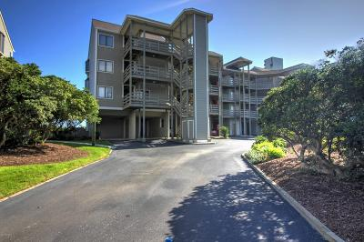 Pine Knoll Shores Condo/Townhouse For Sale: 497 Salter Path Road #25