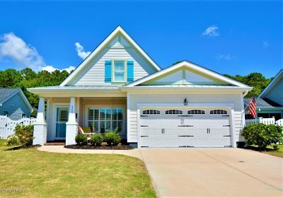 Southport Single Family Home For Sale: 4463 Willow Moss Way