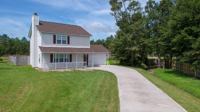 Onslow County Single Family Home For Sale: 102 Reese Ln Lane