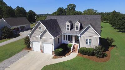 Battleboro Single Family Home For Sale: 4495 Wollett Mill Road